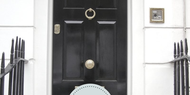 10 Classic Paint Colours for Your Front Door